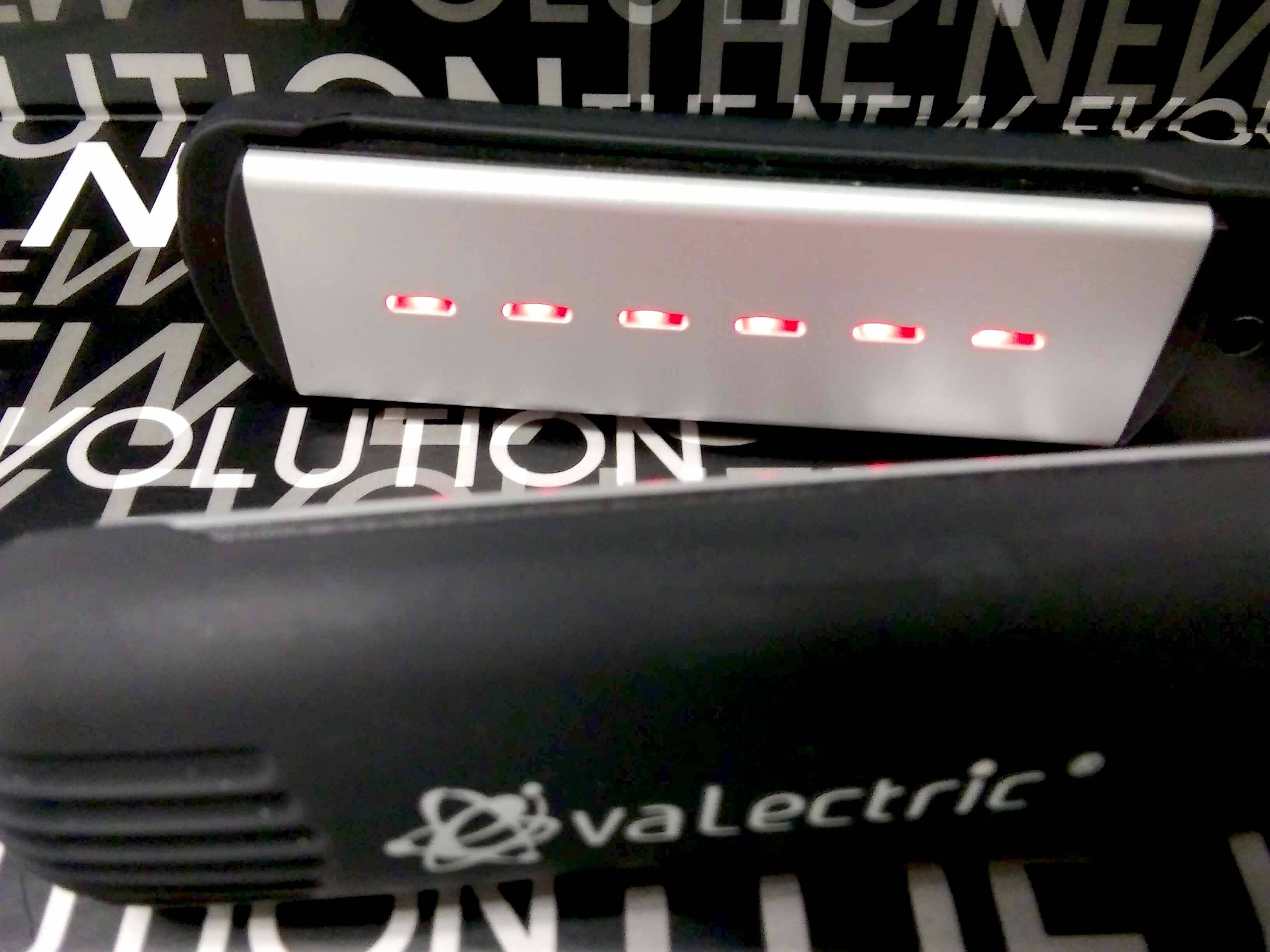 Evalectric Iconic LED Straightener review