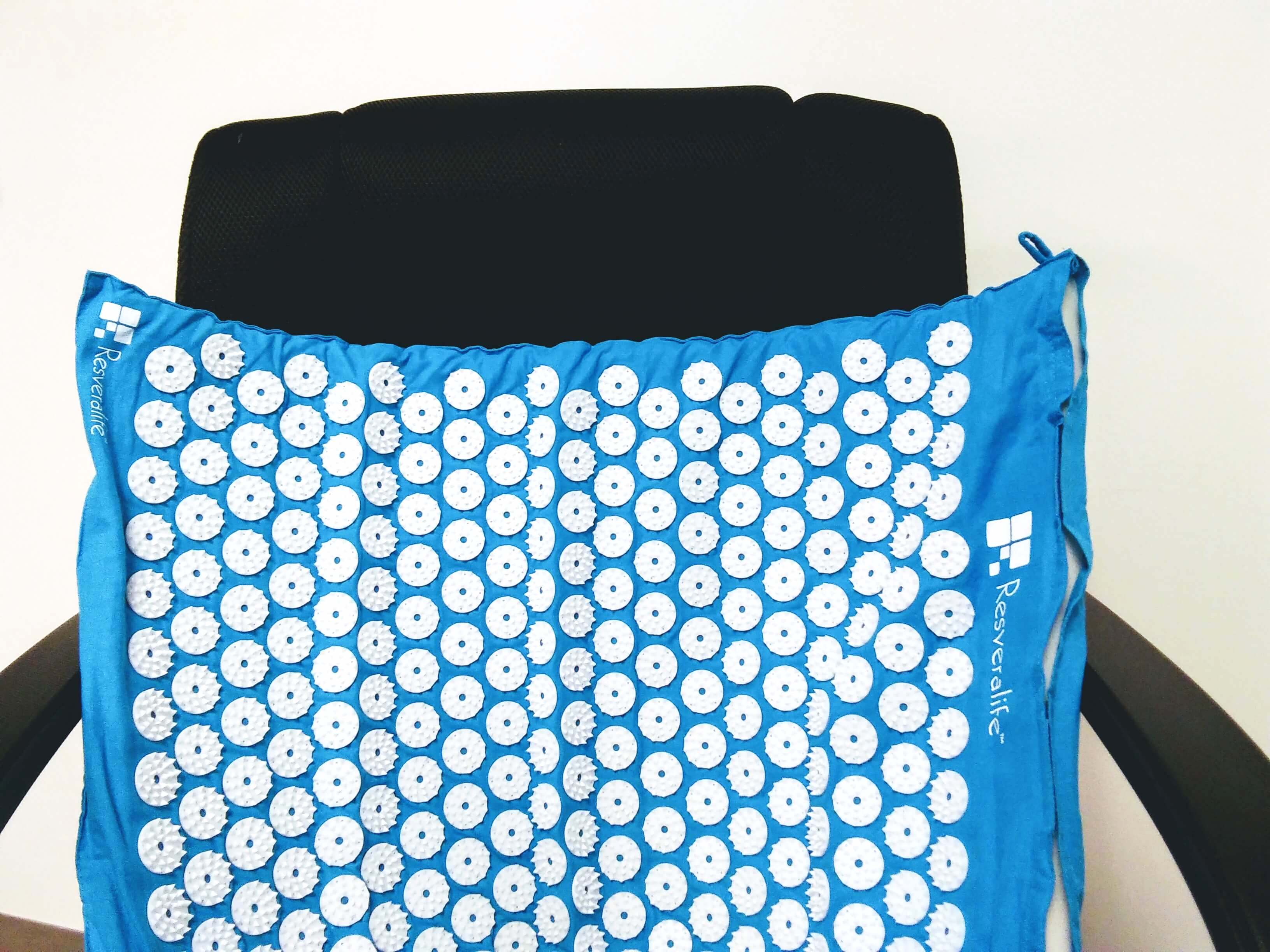 Resveralife Acupressure Mat review